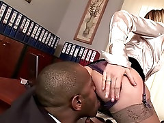 wiska gets her !st interracial