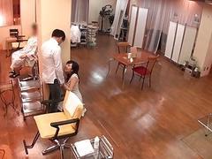 JAV Temptation Salon Mizuna Wakatsuki Subtitles