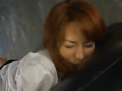 ultra hot anal japanese fisting