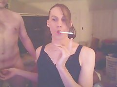 audrey smoking fetish sex
